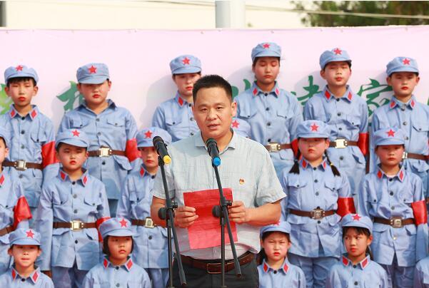 """放飞梦想 共建家园 ——庆祝新中国成立70周年""""最美上元""""模范表彰文艺汇演"""