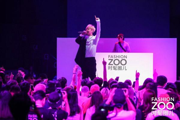 撼动时尚年轻力,即刻入圈儿!FASHION ZOO 2020潮流音乐之夜点燃魔都之夜!