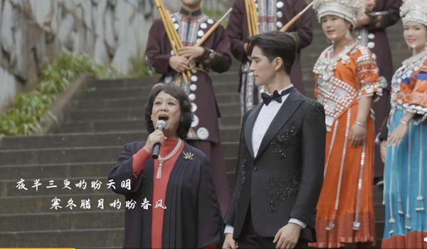 """国乐复兴计划""""新民氣""""乐队惊艳亮相,人民日报《中国大合唱》唱出中国之韵"""